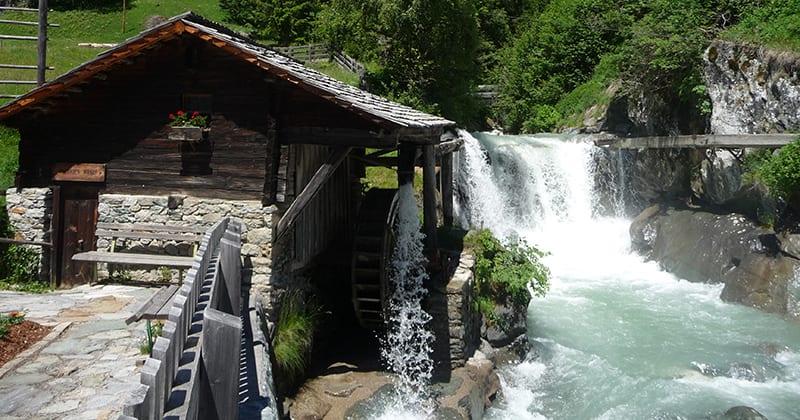 Dorferbachwasserfall
