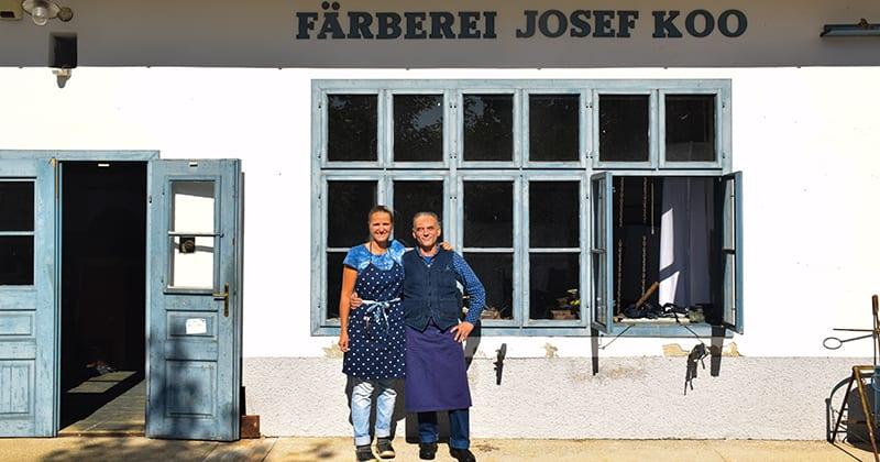 Blaudruckerei Koó, Joseph & Miriam