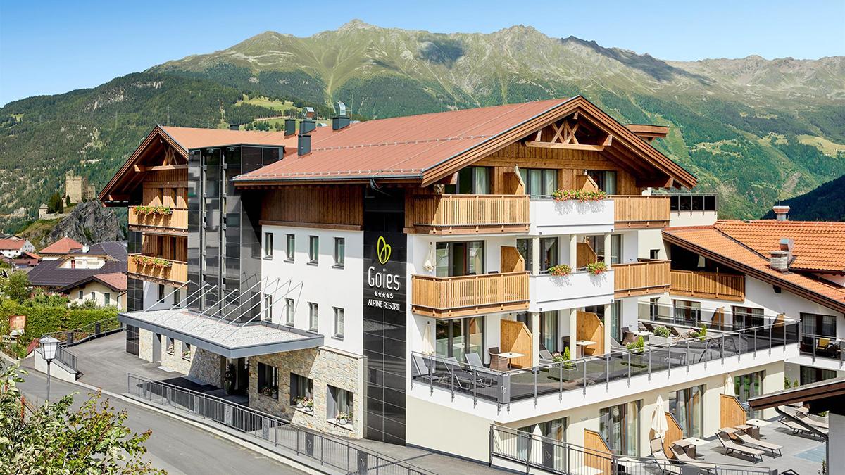 Alpine Resort Goies