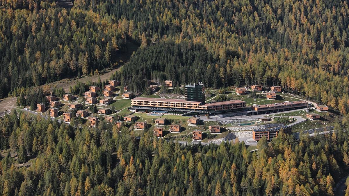 Gardonna Mountain Resort - Dorf