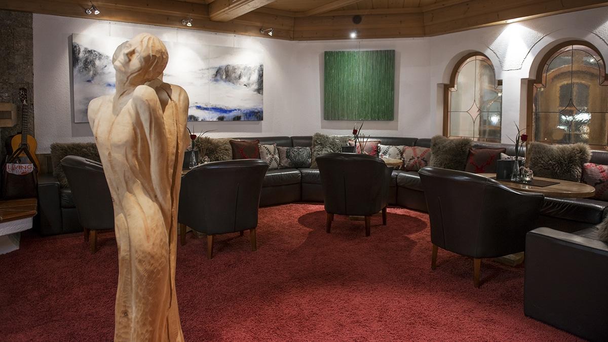 Kunst in der lounge